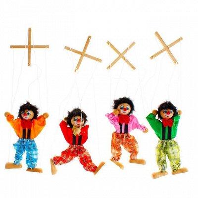 Игрушки для развлечений от Симы — Дергунчики и прыгунки — Интерактивные игрушки