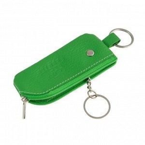Ключница, н/к, цвет зелёный