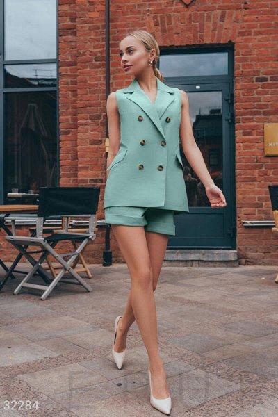 GEPUR женская одежда 🌺 весна-лето 2021   — костюмы, комплекты — Костюмы с брюками