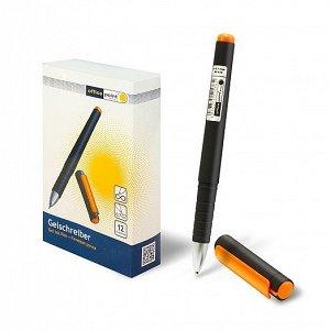 Ручка Office Point гелевая GS-653 0,7 мм черн., , шт