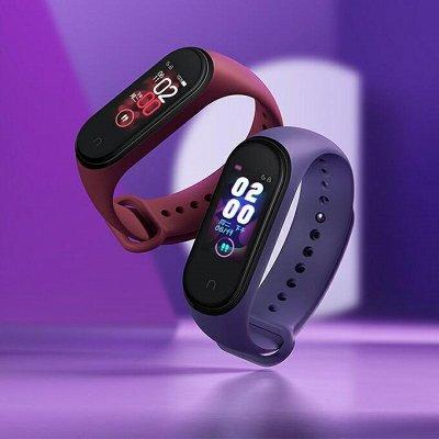 ⚫Xiaomi - С музыкой повсюду — 🏃♀️ Фитнес-браслеты и ремешки — Телефоны и смарт-часы