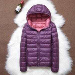 Куртка на пуху