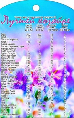 """Доска сувенирная """"Лучшей хозяйке"""" 25х40см МД.31.09"""