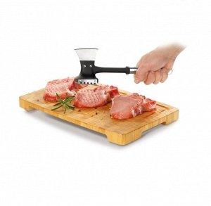 """PRESIDENT"" Молоток для мяса с топориком 28см 638728"