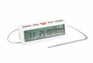 """Accura"" Цифровой термометр с таймером 634490"
