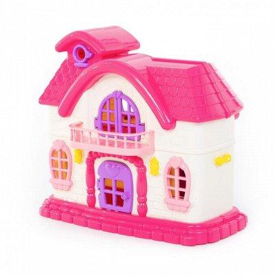 Полесье. Любимые игрушки из пластика. Успеем до повышения — Кукольный домик и мебель — Куклы и аксессуары