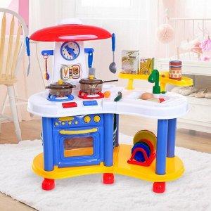 Игровой модуль «Кухня для шеф-повара», со световыми и звуковыми эффектами