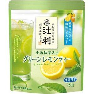 Зеленый чай с лимоном ЦУДЗИРИ Kataoka 180 гр Япония