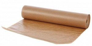 Бумага для выпечки силиконизированная коричневая 380мм/50метров