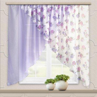 ✔ Ваши новые шторы для уютной кухни Обновить легко — Комплекты штор для кухни 1 — Шторы