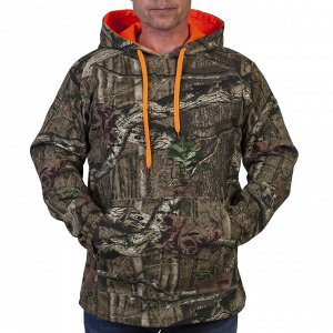 Мужская милитари толстовка Mossy Oak Break up Infinity – дизайн реалистик, капюшон, карман №303