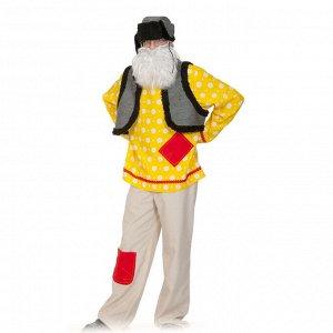 Карнавальный костюм «Дед Домовой», р. 52-54, рост 182 см