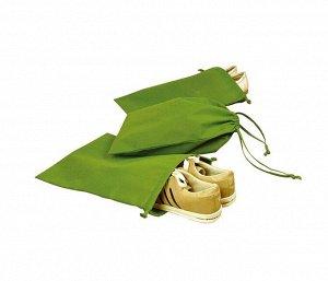 """""""Green"""" Чехол для обуви 32х42см, 3шт 3A-23242 ВЭД"""