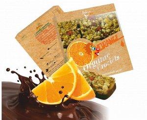 Конфеты органические Organic Crocitts Orange 80 гр.