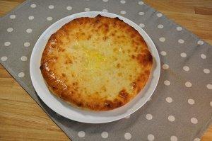 С осетинским сыром