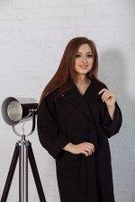 Пальто 20110  (черный )