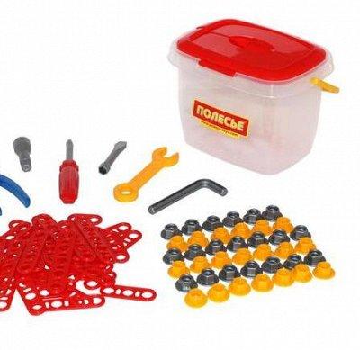 Полесье. Любимые игрушки из пластика. Успеем до повышения — Мастерская — Игровые наборы