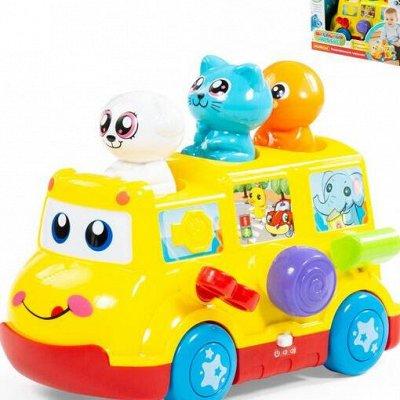 Полесье. Любимые игрушки из пластика. Успеем до повышения — Хитовые новинки! — Интерактивные игрушки