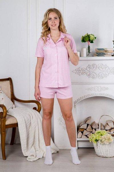 Трикотаж для всей семьи! Поступление нижнего белья — Одежда женская и мужская — Одежда