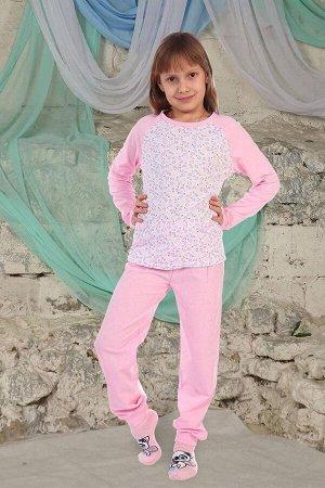 Пижама для девочек ДПЖ-6