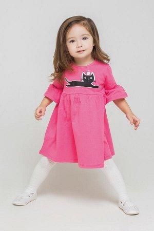 5547 Платье/ярко-розовый