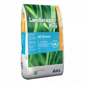 Уд для газона Landscaper Pro All around 15кг/24-5-8+24-5-8+2MgO (круглый год) 4-5 мес