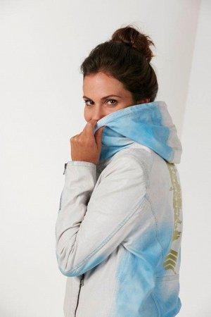 Куртка ELANI White blue