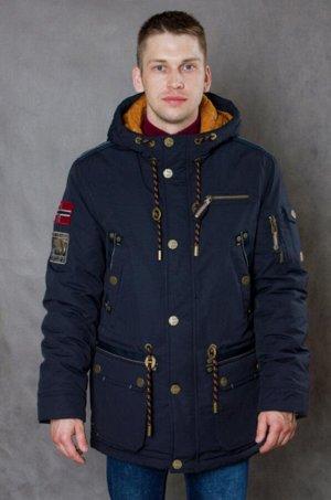 Осень-зима скидка!  Куртка парка осень-зима. Удлиненная куртка со множеством деталей. Есть капюшон, множество удобных карманов. Молнии и швы закреплены. Куртка сшита из плотной влагоотталкивающей ткан