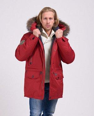 """Пуховик Модная куртка пуховик от известного бренда """"Fergo""""- Ферго.Достаточно теплая до -40^c.Но при желании подстежка из пуха снимается ( 80% пух- 20% перо),и куртка вполне подойдет для европейской зи"""