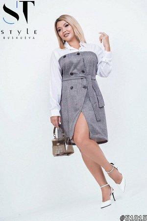 Платье 51015