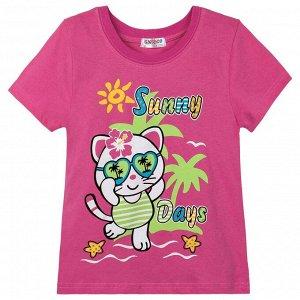 Футболка Shishco Sunny для девочки