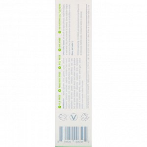 Schmidt&#x27 - s, Tooth + Mouth Paste, Coconut + Lime, 4.7 oz (133 g)