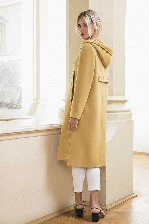 Пальто Стоило 5700 без орг%. 40 на 42 при невысоком росте!  Рост:170 Ткань верха:Мелковорсовая ткань40%шерсть;20% вискоза;40% полиэстер. Утонченное пальто в стиле кэжуал. Силуэт прямой. Застегивает