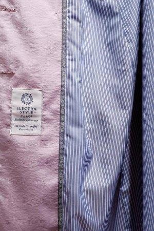 Плащ Стоил 5000 без орг%.  Цвет: олива, пепельно-розовый. Красивая перламутрова ткань. Рост:170 см, Ткань верха:плащевая ткань полиэстер 100%. Классический плащ полуприлегающего силуэта. Застежка дв