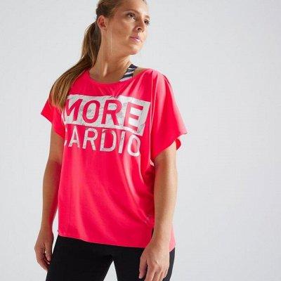 ✔D-56 Стрейчинг, йога, тонизация мышц - дома. Это легко! — Женские футболки от 320 руб! — Футболки