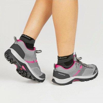 ✔Decathlon - Успей купить обувь из мембраны до повышения цен — ЖЕНСКИЕ БОТИНКИ ДЕМИСЕЗОН — Женская обувь