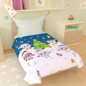Покрывало на детскую кровать