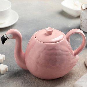 Чайник заварочный «Фламинго», 800 мл