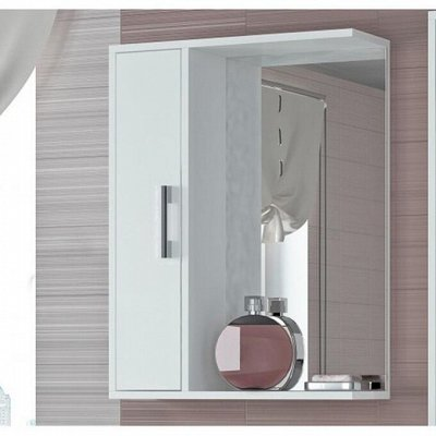 Красивая и удобная ванная — Зеркала и шкафчики