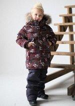 5022А Костюм для мальчика зимний