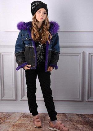 8935 Куртка джинсовая