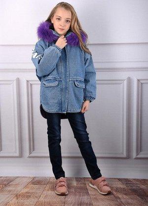 8930 Куртка джинсовая