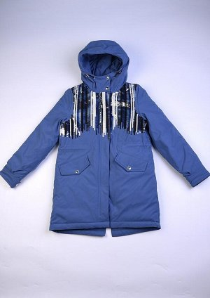 19133 Пальто на синтепоне
