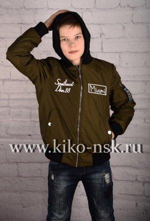 S1749 Куртка на синтепоне Anernuo