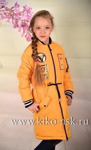 1780 Пальто для девочки