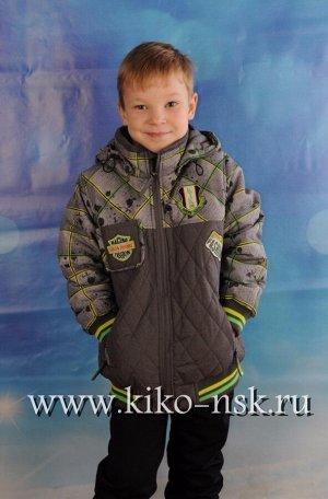 3628 Куртка для мальчика на синтепоне