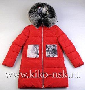ZZ4544 Пальто для девочки