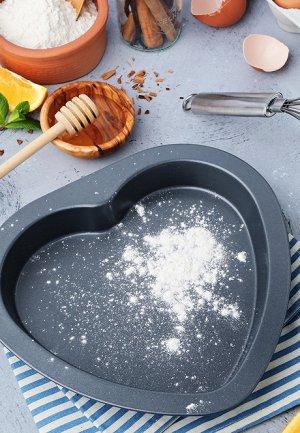 Форма для кекса «Сердце»