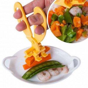 Ножницы-измельчитель для детского питания из пищевого пластика