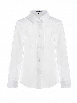 Блузка с кокеткой